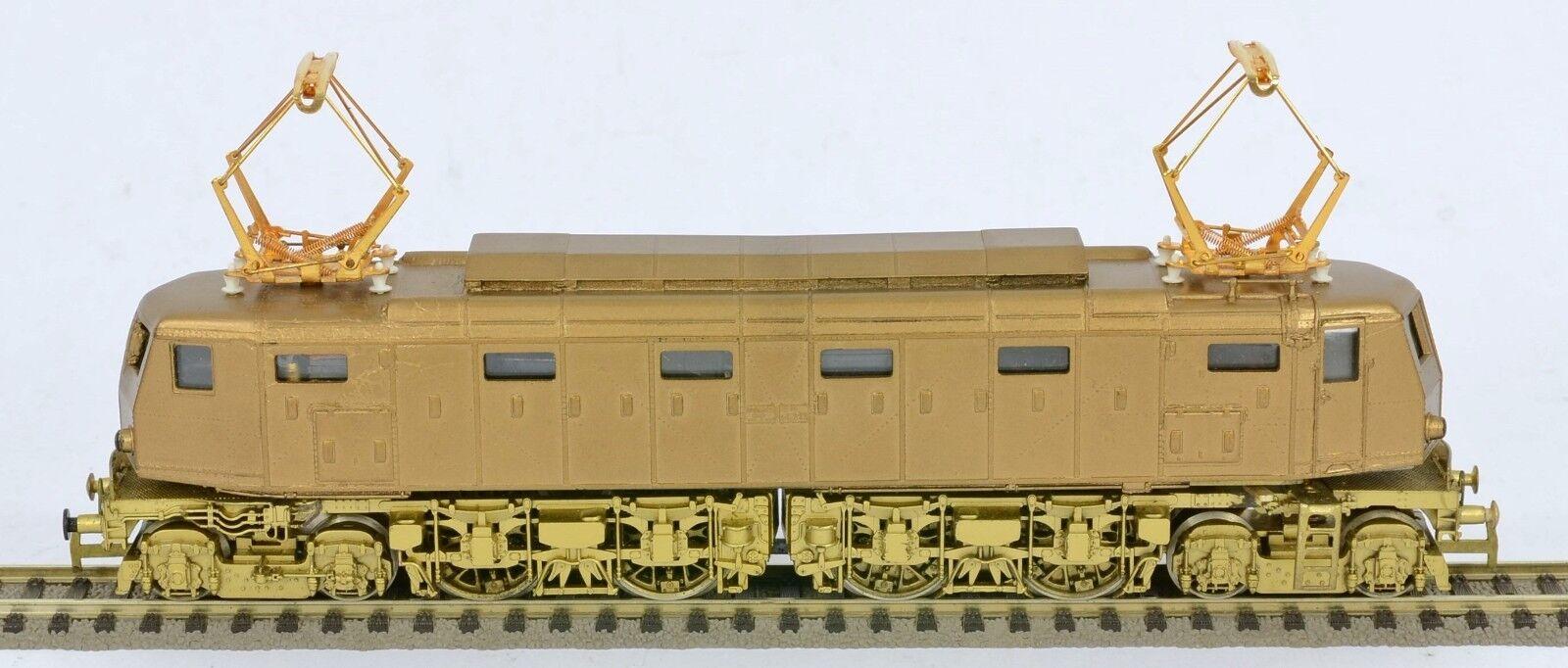 RARE RIVAROSSI HO FS E428 SERIE gold RUNNER LIGHTS SEE DESCRIPTION & PHOTOS.