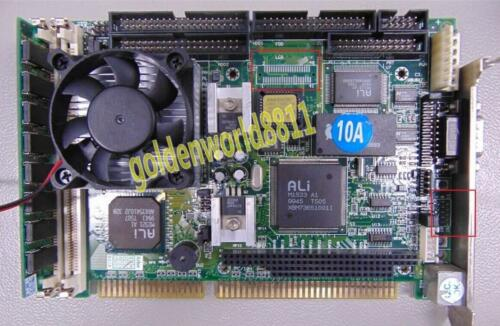 P5\6X86 SBC V:G4 PIA-460 USED half-length card for industry use