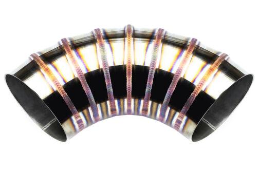 Geschweißt Edelstahlbogen 90/' Außendurchmesser 51-102mm welding porn Abgasanlage
