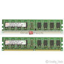Hynix DDR2 4GB 2x2GB PC2-5300 DDR2 667Mhz 240PIN DIMM Desktop Memory RAM NON-ECC