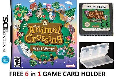 Animal Crossing: Wild World Nintendo DS NDS Lite DSi 2DS ...