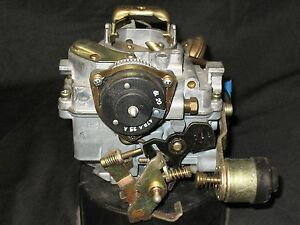 NOS-1-Bbl-Holley-9883-1980-Ford-Passenger-Car-200-eng-All-T-Replacement