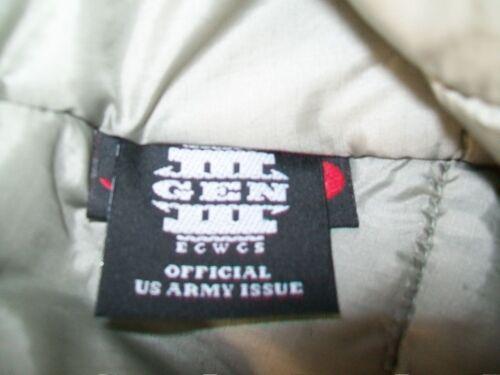 US Military Army Gen III L7 Primaloft ECW PANTS TROUSERS ECWCS S M L XL 2XL NEW