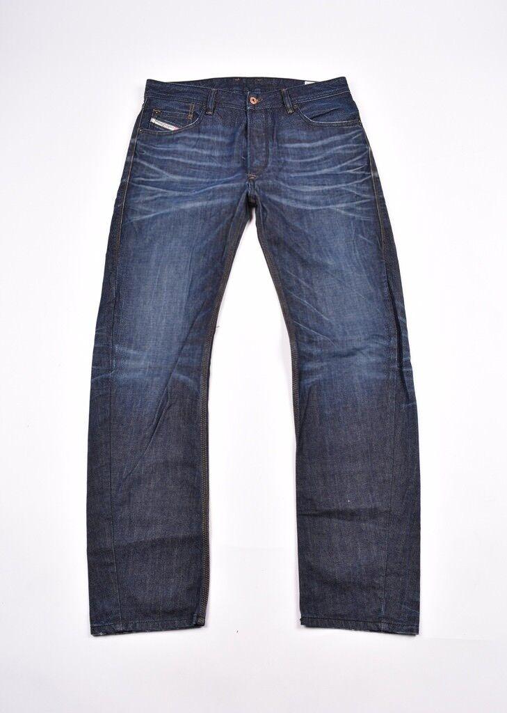Diesel Bravefort 806W Komfort Karotte Herren Jeans Größe 31 31 31 32 Echt f6fd74