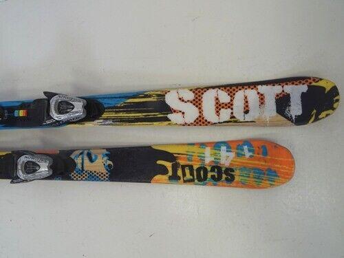 Ski Twin Tip Jugendliche Scott P1 mit Bindung, Bindung, Bindung, 141cm (CC9816)  | Einfach zu spielen, freies Leben  3b898c