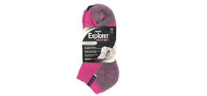 Bonds-Woman-Explorer-Socks-Ladies-Extreme-Sport-Low-size-womens-8-11