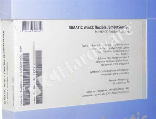 Details about  /New Sealed Siemens 6AV6618-7BD01-1AB0 6AV6 618-7BD01-1AB0 SmartService Optional
