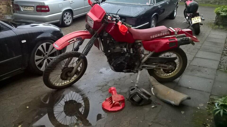 kawasaki 650ccm off roader årg. 1987: kawasaki 650