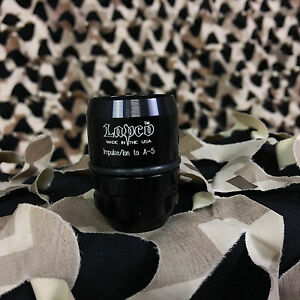 NEW-LAPCO-Paintball-Barrel-Thread-Adapter-ION-Impulse-To-Tippmann-A5