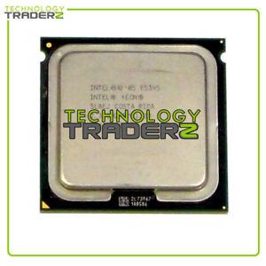 Pair of Intel Xeon E5345 SLAEJ 2.33Ghz Quad Core LGA771 1333Mhz 8MB Processors