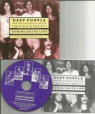 Ritchie Blackmore DEEP PURPLE Gemini Suite Live REMASTERD MINI LP SLEEVE MLPS