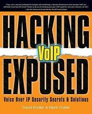 Hacking Exposed VoIP: Voice Over IP Security Secrets & Solutions-ExLibrary