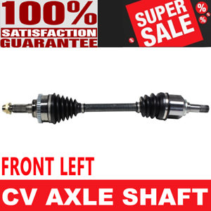 Front Left Cv Axle Drive Shaft For Ford Escort 91 03 Automatic Transmission Ebay