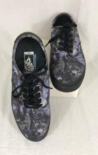 10 Laces Lupo Chima Skate 5 Shoe Pro Euc Womens Ferguson 9 Vans Uomo Wolves vqOwax