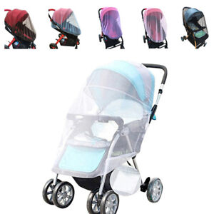 Baby-Crib-Seat-Mosquito-Net-Infant-Curtain-Car-Seat-Insect-Netting-Canopy-Cover
