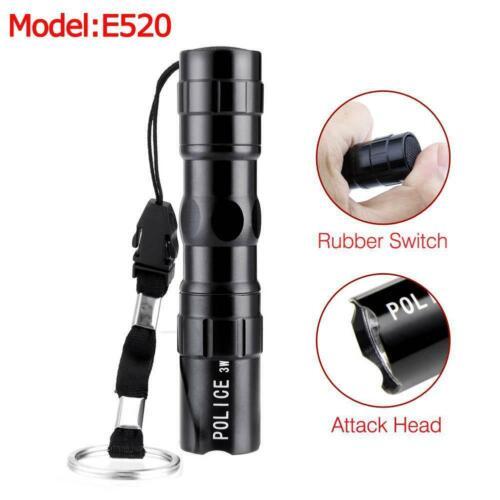 1 zoom t6 led taschenlampe tragbare wasserdicht lampe für 20000 LMPW