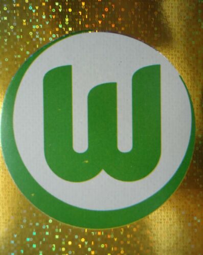 Fußball-Fanshop Panini 463 BL Fussball 2003/04 Emblem VfL Wolfsburg