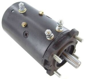 Details about New Ramsey Winch Motor 12V Bi Directional MBJ4407 on