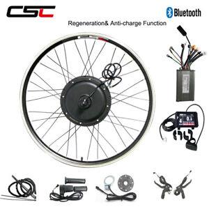 Electric-Rear-Bike-Conversion-Motor-Kit-250W-500W-1000W-1500W-Regeneration-Ebike