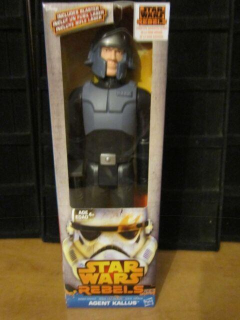 "Star Wars Rebels 12"" Hero Series Agent Kallus/ Laser Action Figure - Hasbro"