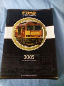 Bachmann, Graham Farish 2005. N Gauge Model Railway. Catalogue . Prix De Vente Directe D'Usine