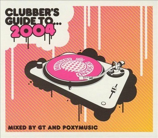 Clubber's Guide to 2004, Ministry Of Sound CD 2 Disc Set, Like New