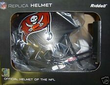 Tampa Bay Buccaneers Riddell Deluxe Helmet NEW IN BOX