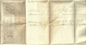 1809-COLLETT-amp-Co-LONDON-LETTER-gt-RICHARD-HAWKINS-KINGSBRIDGE-MISSENT-TO-TOTNES
