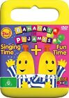 Bananas In Pyjamas - Singing Time / Fun Time (DVD, 2006)