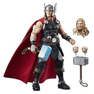 Marvel Legends Series Figurine d'action 12 pouces Thor avec marteau