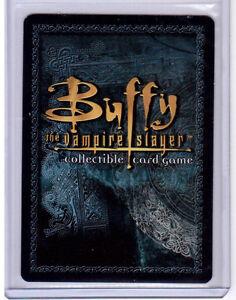 Buffy CCG TCG Angels Curse Limited Edition Card #103 Vampire Mansion