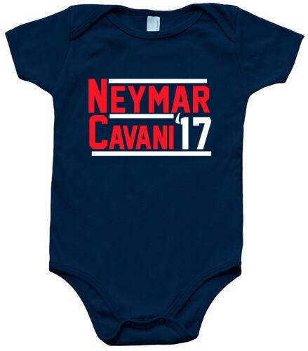 Paris Saint Germain PSG Neymar Edinson Cavani 17 jersey T-shirt Shirt