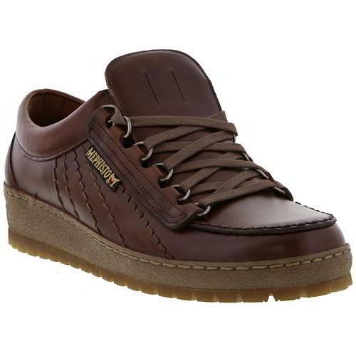 Cuero Marrón para Hombre Mephisto Arco  Iris Caminar Trail Zapatos Tenis De Entrenamiento Talla 8-12  tienda en linea