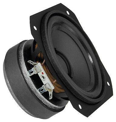 Monacor SPP-100/4 Hi-Fi-Tiefmitteltöner 30 W 4 Ω