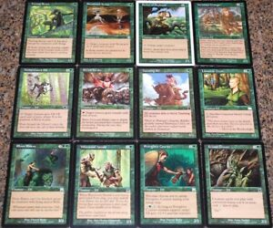 Pre Modern Elves Collection Rare Tribal Deck Edh Mtg Magic Cards