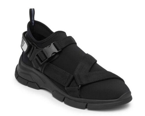 zwarte Prada Heren Sneaker Trek Msrp Us13 12 700 Vk band Nieuwe qAwCEx744