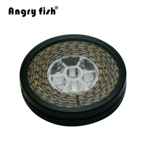 Angryfish Lead Core Carp Fishing Line 25Lbs 35Lbs 45Lbs 60Lbs 10Meters for Carp