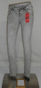 M-O-D-Damen-Jeans-Ulla-Skinny-NEU-light-grey-Ver-Groessen-Laengen