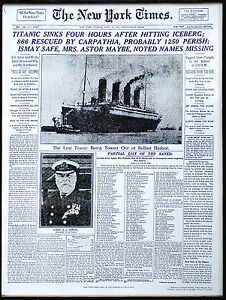 RMS-Titanic-Sinks-New-York-Times-Newspaper-Front-Page-Headline-17-034-x-22-034-00185