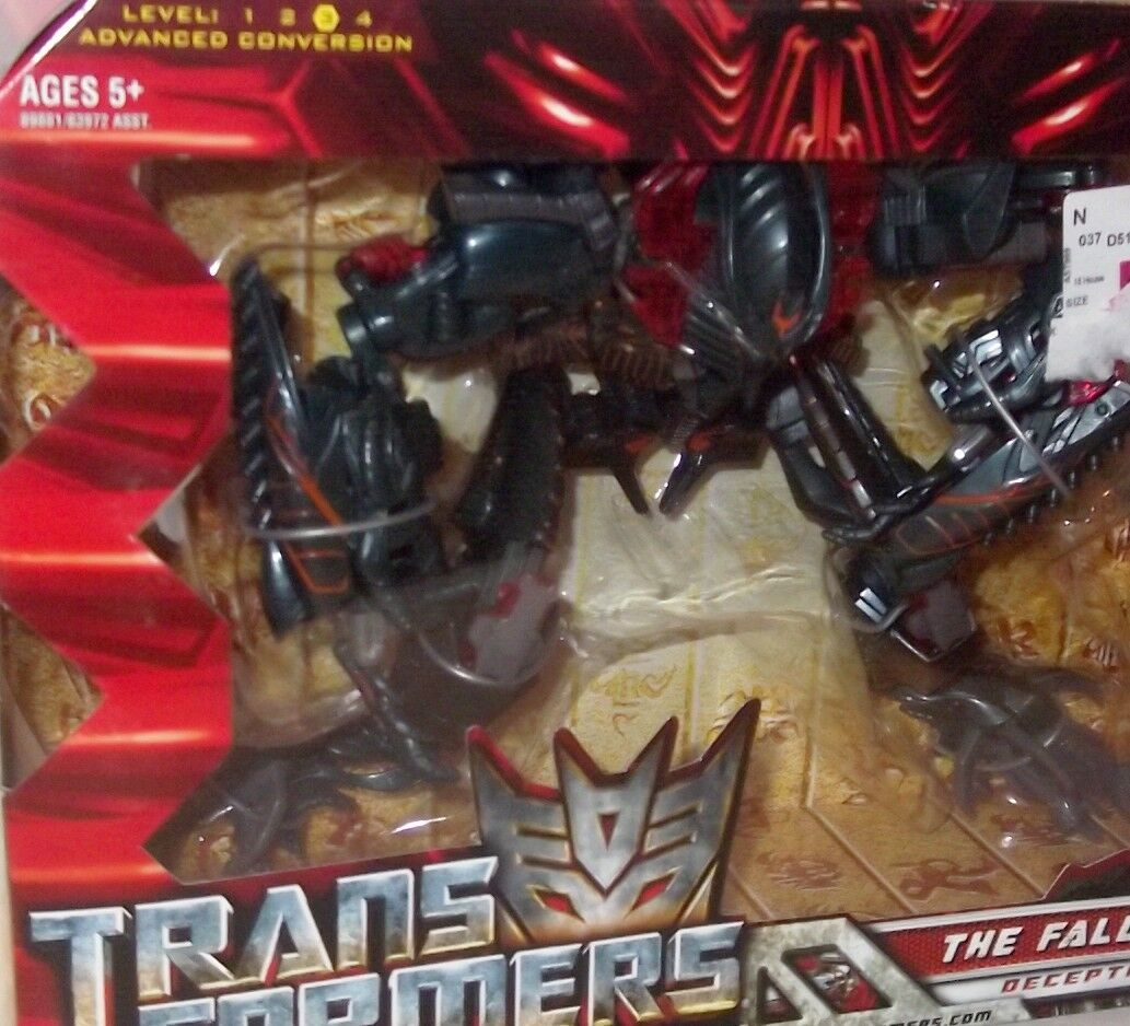 ✰2009 Movie rossoF  THE FtuttiEN  Voyager Transformers MIB(AUTHENTIC USA) revenge