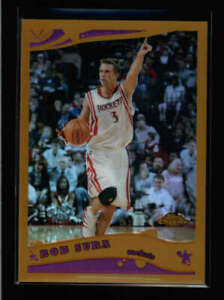 BOB-SURA-2005-06-TOPPS-CHROME-88-GOLD-REFRACTOR-PARALLEL-20-99-AX2334