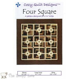 Four-Square-Quilt-Pattern-by-Cozy-Quilt-Designs