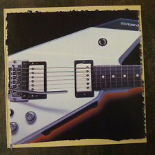 "POP-KARD feat. ROLAND GR-700 GUITAR SYNTH , 6x6"" greeting card aae"