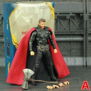 """Marvel Avengers Infinity War Endgame THOR 6/"""" Action Figure"""