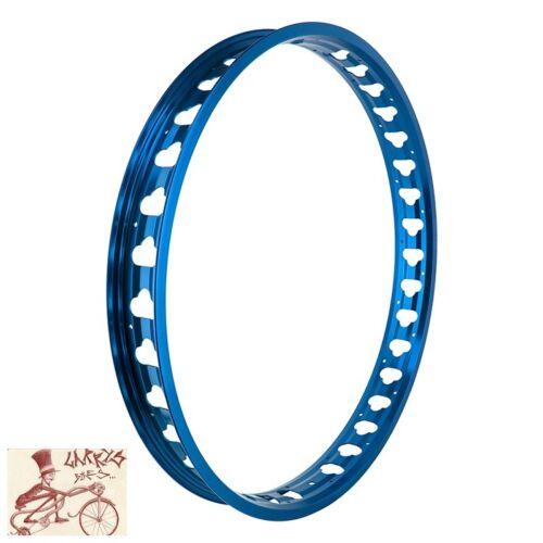 """26/"""" Bleu Vélo Jante Se Racing Bikes JP60 Fat Bike 36H-"""