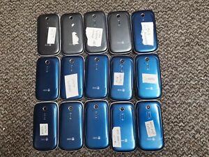 15x Doro Phone Easy 6520 Mobiltelefon für Ersatzteile und Reparatur