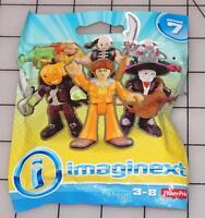 Factory Sealed Imaginext (series 7) Nip