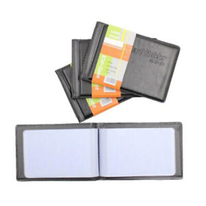 Coin-Purse-Business-ID-Credit-Card-Holder-Wallet-40-Cards-Book-Card-Package-Bag