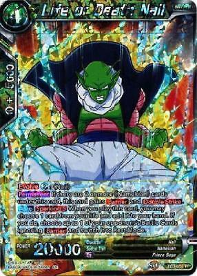 Wishmaker Dende R TB3-059 Clash of Fates Dragon Ball Super Card Game