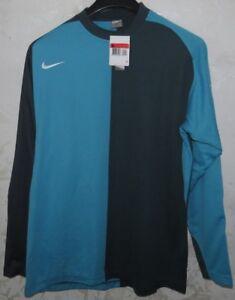 Maglia Jersey Shirt Trikot Calcio Football Portiere Torwart Goalkeeper Nike New
